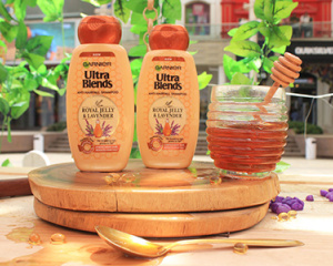Garnier Ultra Blends Activation