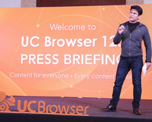 UC Web Browser Launch