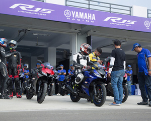 Yamaha R15 Media Test Ride
